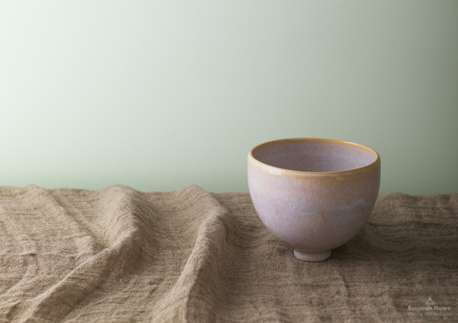 Gray Cashmere 2138-60 a soft, silvery hue with hints of blue and green.
